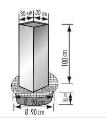 Tower100B AQUA-RO-DESIGN