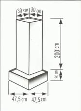 Tower 200S AQUA-RO-DESIGN