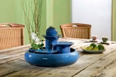 fontana keramik Locarno blue