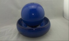 fontana keramik Rono blue