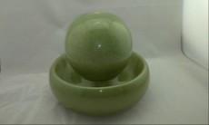 fontana keramik Rono green