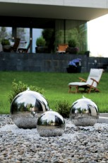 zunanja fontana Arctic