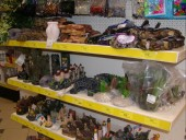 dekoracijski elementi za akvari