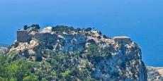 Monolithos castle Rodos