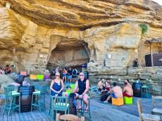 Oasis beach bar Grcija