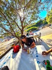 Oasis beach restaurant