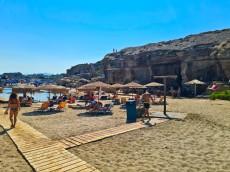 Oasis beach vau