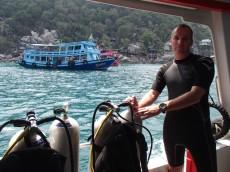 diving Koh Tao