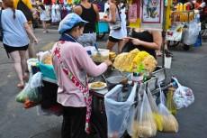 prodaja hrane na ulici