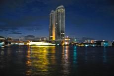 reka v Bangkoku