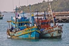 ribici na Tajskem