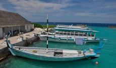 pristanisce Maldivi