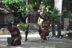 ples domorodcev