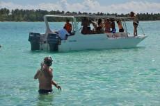 snorkljanje otok Saona