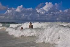 veliki valovi Punta Cana