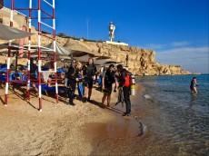 diving in Egipt