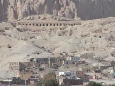 dolina kraljev Luxor