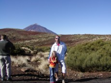El Teide najvisji vrh Spanije