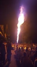 30b FIRE SHOW