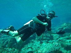 DIVING ON THAILAND