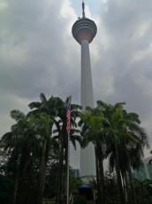 KL TOWER OD SPODAJ