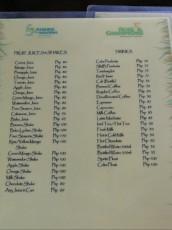 cena pijace Filipini