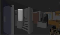 3D STOPNICE vodni stolp259
