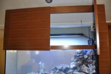 dostop do akvarija