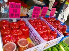 Chowkid market cili Kuala Lumpur