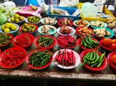 Chowkid market feferoni