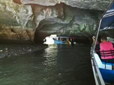 Kilim geoforest park crocodile cave Langkawi