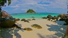 Ko Lipe hiden beach