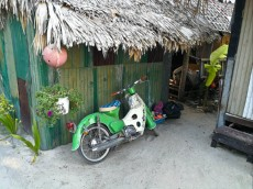 Ko Lipe old bike