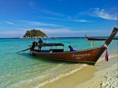 Ko Lipe taxiboat