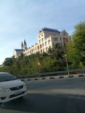 Kuah city