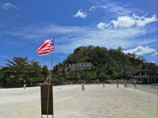 Pantai Chenang beutiful beach Langkawi
