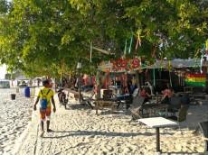 Pantai Chenang najlepsa plaza Langkawi