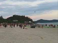 Patang Chenang sunset Langkawi