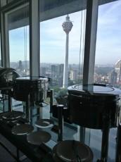 Platinum zajtrk Kuala Lumpur