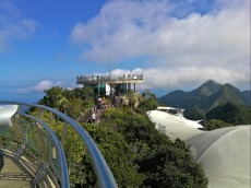Skybridge beutiful view Langkawi