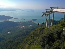 Skybridge view point Langkawi