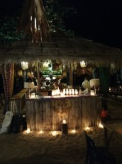 Walking street Ko Lipe amazing bar