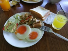 cena breakfast Ko Lipe