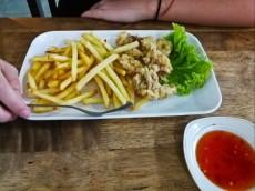 cena lingji porcija