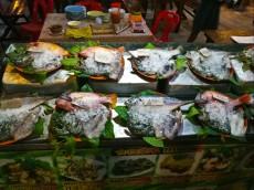 cena morske hrane Ko Lipe