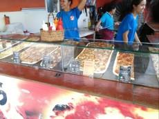 cena pizze Tajska