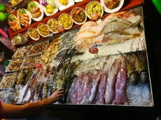 cena seafood prices Ko Lipe