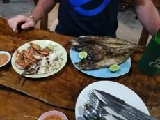 otok Ko lipe okusna hrana