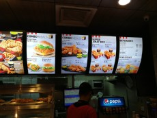 prices Mcdonalds Langkawi
