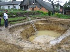 izkop ribnika